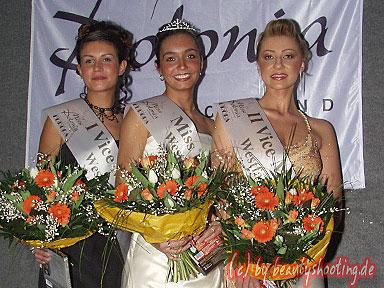 Miss Polonia NRW 2004 Patrycja - Johanna - Claudia